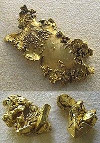 Kovanje zlatnih kopača