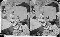 Navajoe squaws and child. Canyon De Chelle. Arizona 1873 - NARA - 519797.tif
