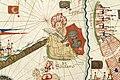 Navigational Map of Europe - Jacobo Russo - 1885P1759 - detail 07.jpg