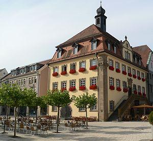Neckarsulm - Image: Neckarsulm Rathaus 01