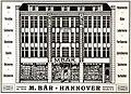 Neu-Hannover. Festschrift des Hannoverschen Couriers zur Rathaus-Weihe 1913. Seite 004b.jpg