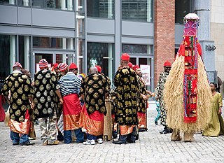New Yam Festival of the Igbo harvest celebration observed by the Igbo people