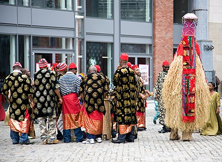 Igbo people celebrating the New Yam festival, UzomediaTV NewYam-IgboFestival-Dublin.jpg