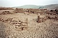 New Laithe ruins in Scar House Reservoir Nidderdale - geograph.org.uk - 1122659.jpg