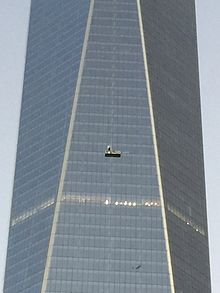 One world trade center wikipedia disabled suspended working platform used for maintenance activities on southern exposure publicscrutiny Image collections
