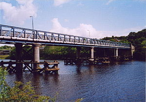 Newburn - Newburn Bridge was built in 1893