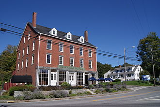 Newcastle, Maine - Newcastle Publick House