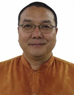 Ngawang Tashi Bapu Tibetan Lama
