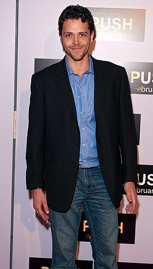 Nick Mennell - Nick Menell at the premiere of Push