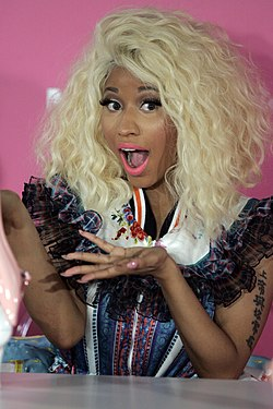 Usuario:DjAvrilPerry90/NickiMinaj - Wikipedia, la enciclopedia libre