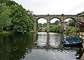 Nidd Viaduct, Knaresborough - geograph.org.uk - 1538481.jpg
