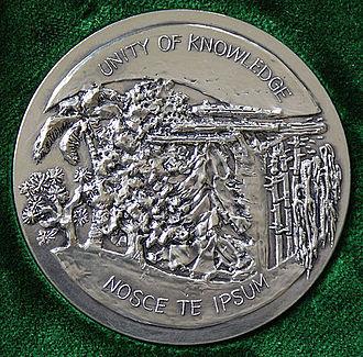 Niels Bohr Institute - Niels Bohr Institute Medal-R