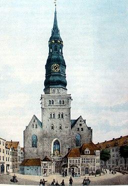Nikolai-hallenkirche