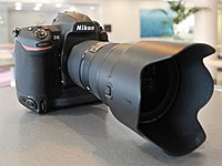 Nikon D5 with lense.jpg