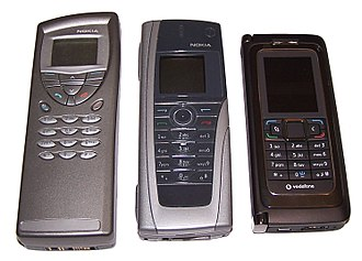 Nokia E90 Communicator - Nokia 9210i, 9500 and E90 Communicators