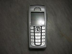Nokia 6000 series - Nokia 6230i