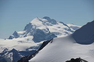 Dufourspitze - Nordend and Dufourspitze