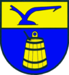 Coat of arms of Nørre Haksted