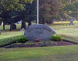 North Burial Ground.entry.20110721.jpg
