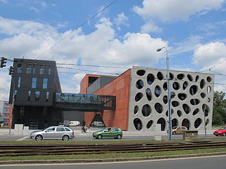 Eurovision Young Dancers 2015 - New Theatre, Plzeň. Venue for 2015.