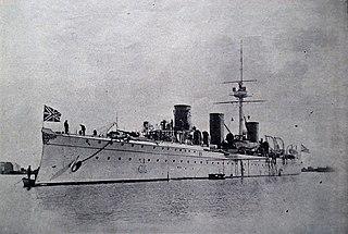 Russian cruiser <i>Novik</i> 1900 Russian cruiser