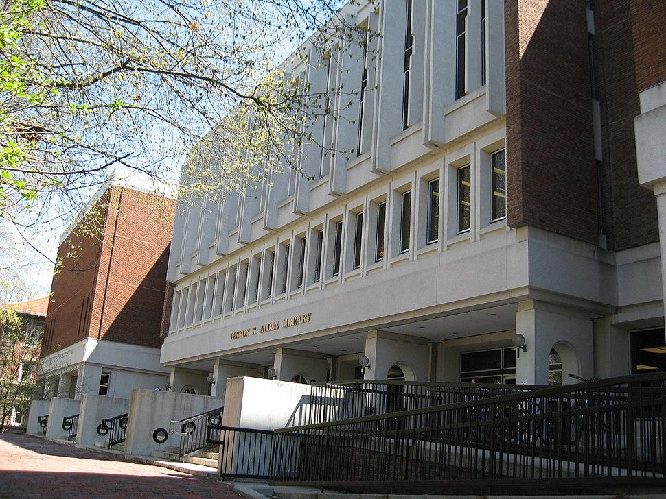 OU Alden Library