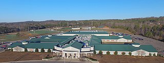 Oak Mountain High School Public school in Birmingham, Alabama, United States