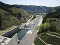 Obara Dam sub dam.jpg