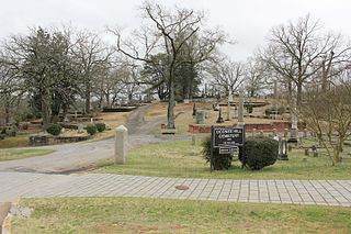 Oconee Hill Cemetery cemetery in Athens, Georgia, U.S.