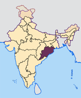 2014 Indian general election in Odisha