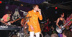 Of Montreal - of Montreal performing in Athens, Georgia, on March 24, 2005