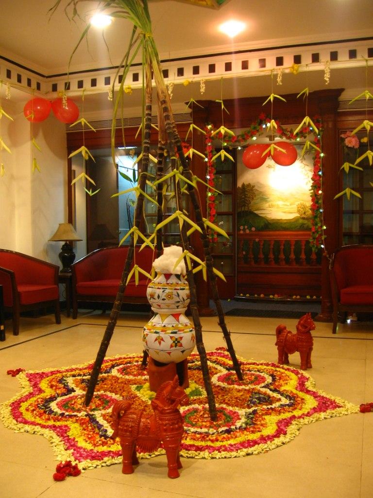 Office Pongal celebration