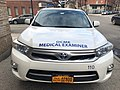 Office of Chief Medical Examiner of the City of New York vehicle IMG 3028 HLG.jpg
