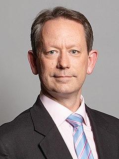 Gareth Bacon British Conservative politician