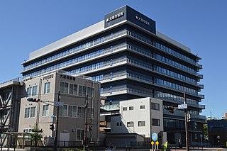 Ōgaki City in Chūbu, Japan