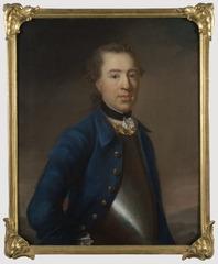Ukendt mand (kaldet løjtnant oberst Salomon Schützer)
