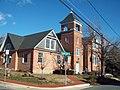 Old Catonsville High School Dec 09.JPG