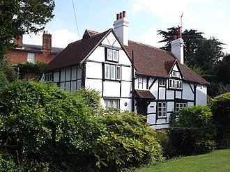 Pixham - 17th Century Pixham Mill Cottage