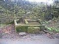 Old Stone Trough, Briestfield - geograph.org.uk - 735832.jpg