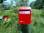 Old TNT Mailboxes in Hoogezand-Sappemeer, the Netherlands 2012.jpg