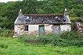 Old cottage at Toscaig - geograph.org.uk - 42101.jpg