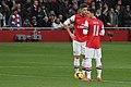 Olivier Giroud x Mesut Özil v Southampton - 23 Nov 2013.jpg