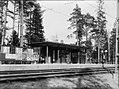 Olovslund, hållplats för spårvagnar, 1931.jpg