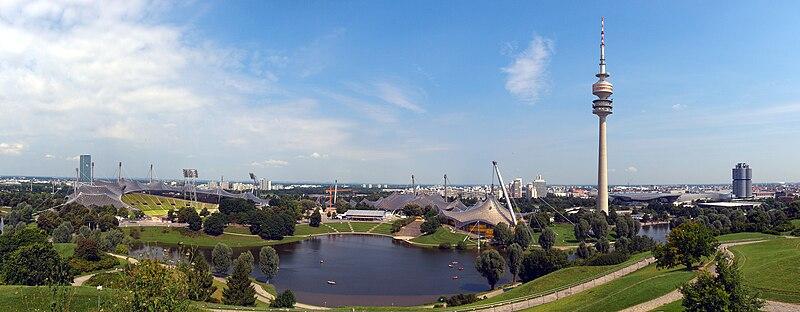 Olympiapark (München) – Wikipedia