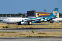 A4O-DC - A332 - Oman Air