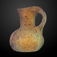 One-handled jug