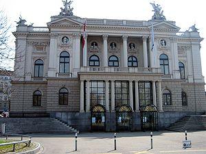 Opernhaus Zürich, März 2007