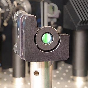 Interference filter - Band-pass interference filter for laser experiments