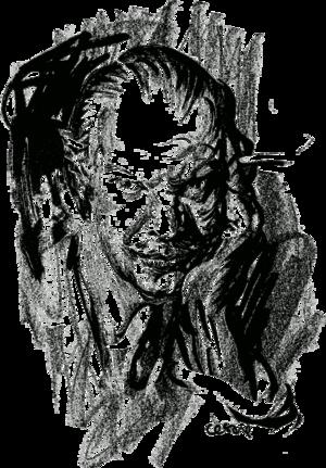 Oscar Cesare - Self-portrait