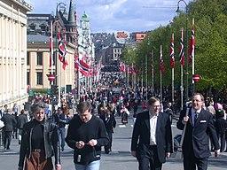 Oslo Karl Johan